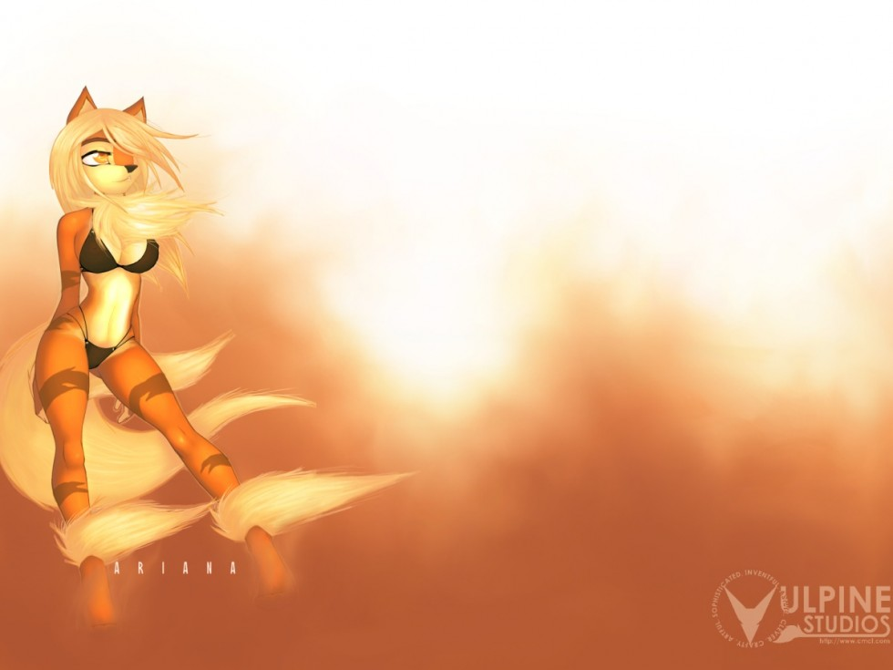 Fiery Canine