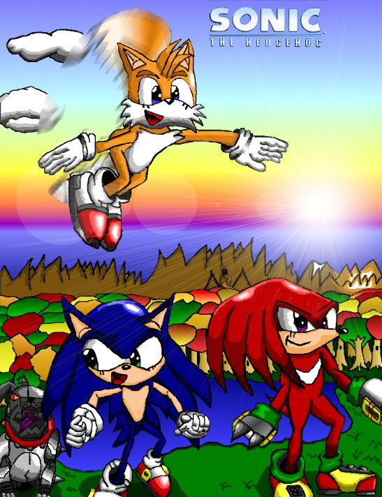 Sonic Archie Submission