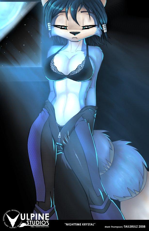 Nighttime Krystal
